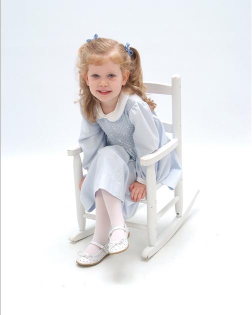 Amelia, Age Three