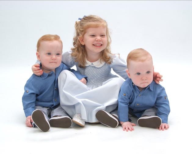 Adrian, Amelia, and Gabriel