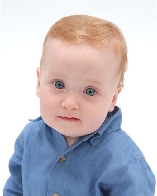 Adrian at Ten Months