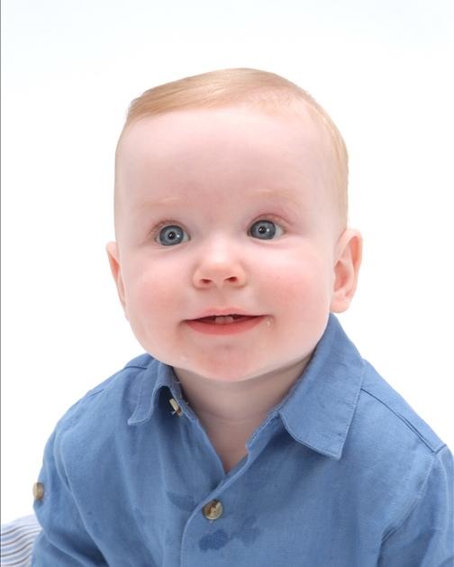 Gabriel at Ten Months