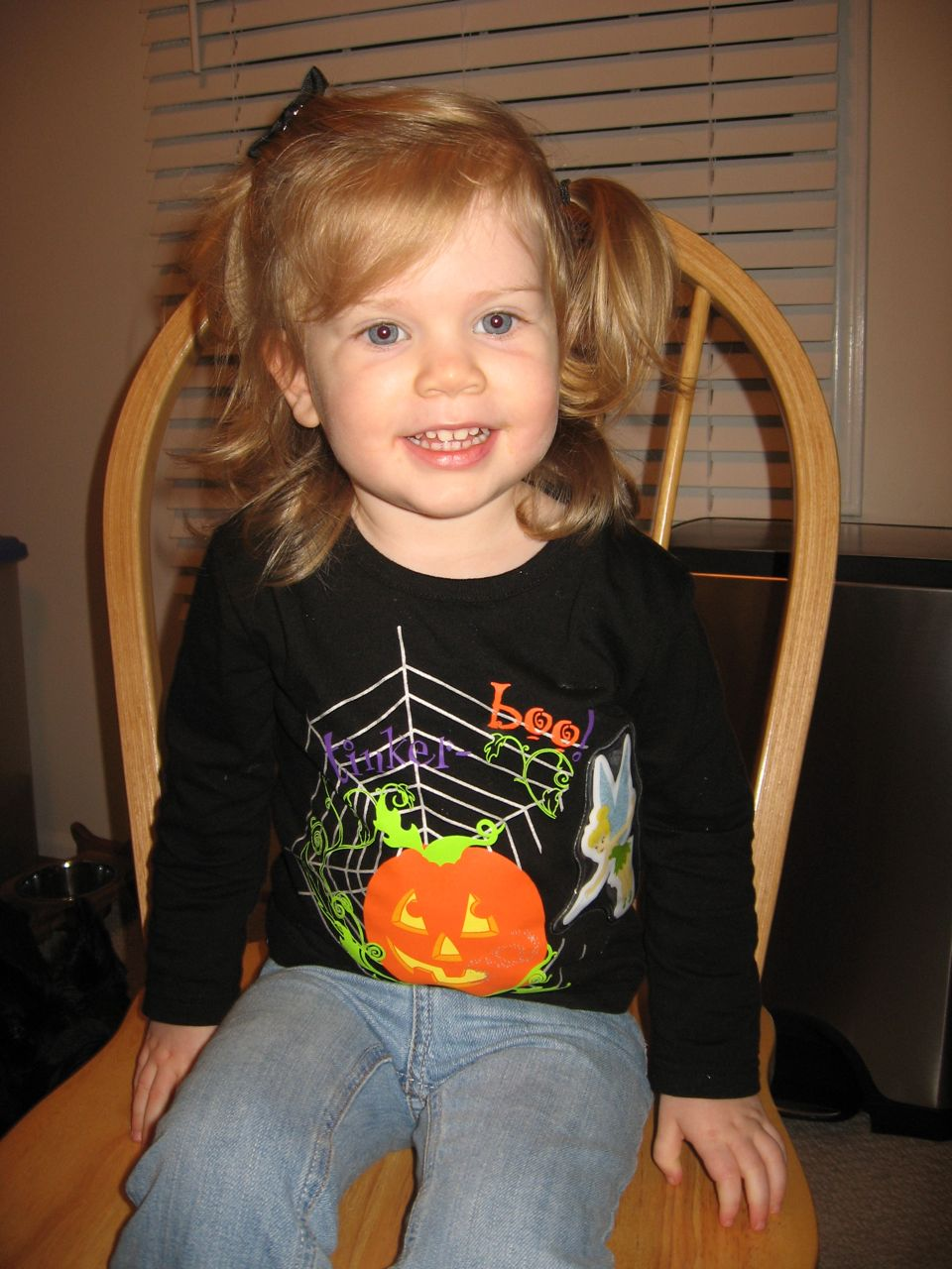 Amelia\'s Final Halloween Shirt