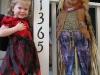 Amelia in her Ladybug Costume