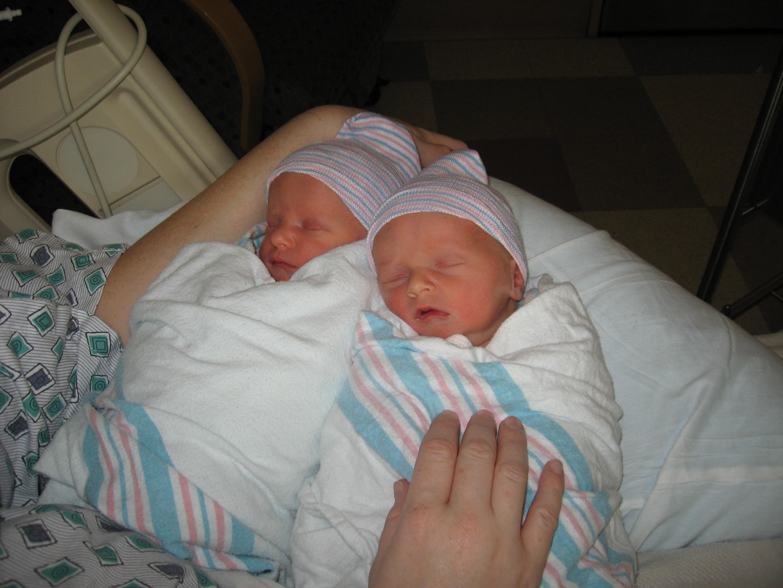 Adrian and Gabriel
